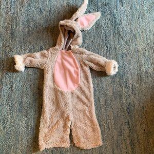 Pottery Barn Kids Baby Bunny Costume 6-12 mo. EUC